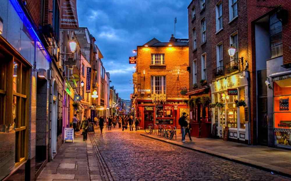 wine bars in temple bar