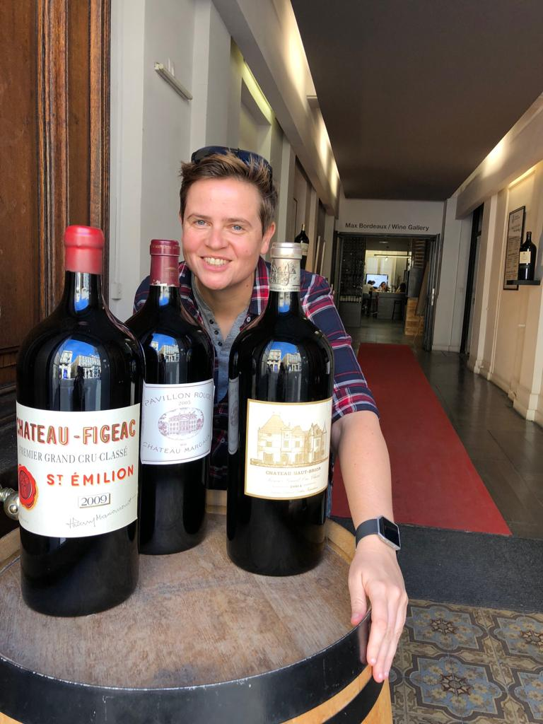 Wine90 Bordeaux wines