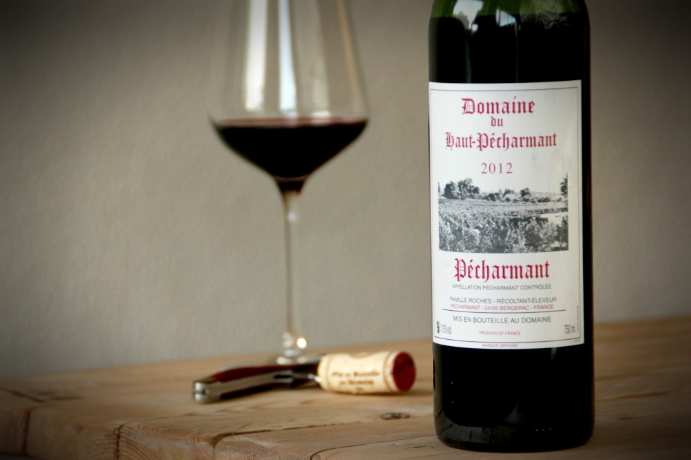 pecharmant wines