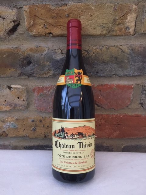 Chateau Thivin Brouilly