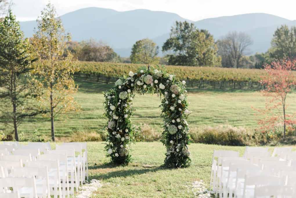 Wedding Ceremony Altar