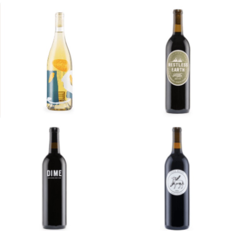 Upcoming Winc Wines