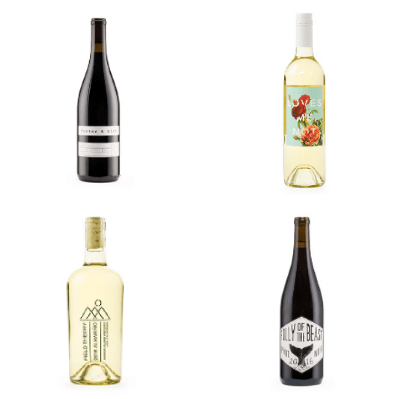 Upcoming Winc Wines (Nov 2017)