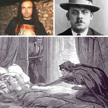 Ep104 Vampire Serial Killers Collage