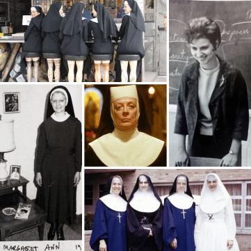 Ep145 Nun Crimes collage
