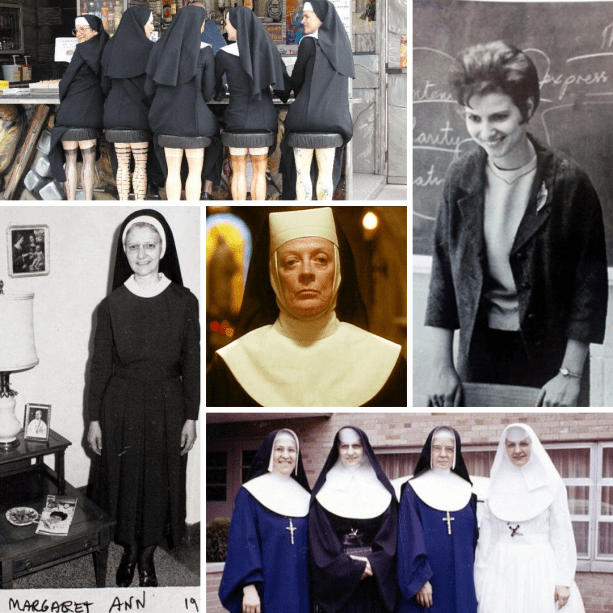 Ep145 Nun Crimes collage
