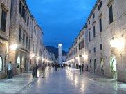 Clock Tower Dubrovnik, Croatia