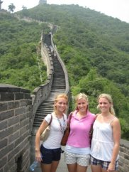 Sisters in China