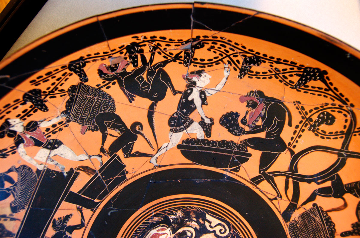 Drink like a Greek: the virtue of moderation