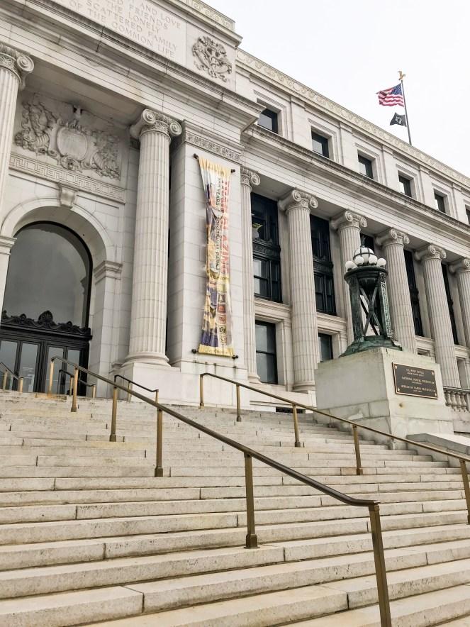 National Post Office Museum Washington DC