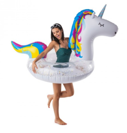 unicorn flat