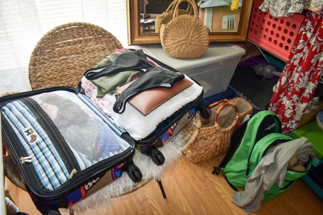 Carry-on Packing Tips