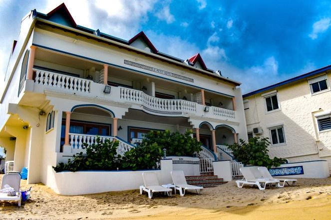 boutique hotel in St. Martin | L'Esplanade