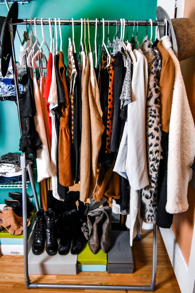 how to make a winter capsule wardrobe