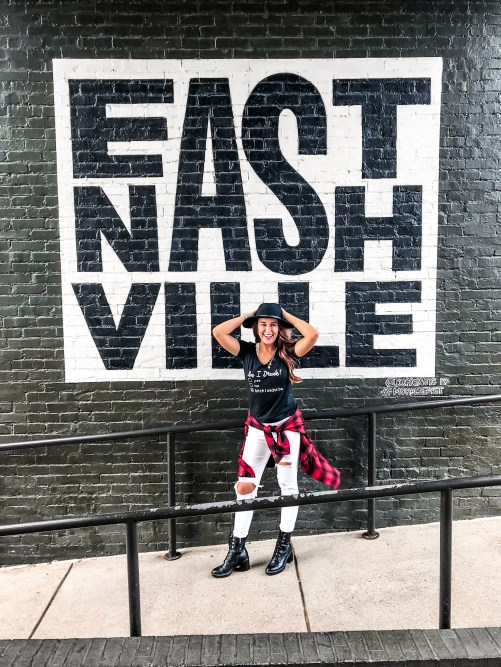 Nashville Mural Locations | Blog Blogger | Wine and Weekends