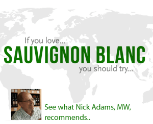 If you love…Sauvignon Blanc