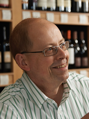 Nick Adams, Wine Consultant