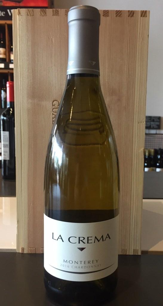 New World Chardonnay