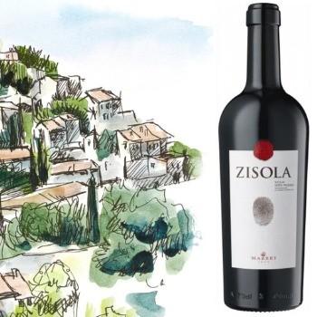 Mazzei Zisola Sicilia Noto Rosso 2015