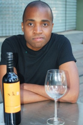 Reggie Solomon, CSW, WSET 3, Wine Casual, T. Reginald Solomon