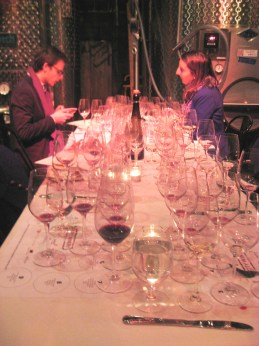 Review of Wine Dinner with Evan Goldstein, Master Sommelier and Author of Wines of South America at City Winery New York