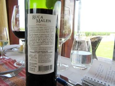 Ruca Malen, Syrah 2012, Tupungato, Mendoza, Argentina, Wine Casual