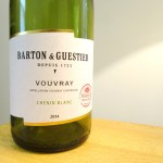 Barton & Guestier, Vouvray 2014, Chenin Blanc, Loire Valley, France, Wine Casual
