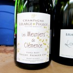 Lelarge-Pugeot, Les Meuniers de Clemence Vrigny Premier Cru Extra Brut 2010, Champagne, France, Wine Casual