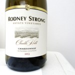 Rodney Strong Estate Vineyards, Chalk Hill Chardonnay 2013, Sonoma County, California, Wine Casual