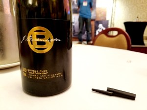 J. Brookwalter, Double Plot Chardonnay 2016, Conner-Lee Vineyard, Columbia Valley, Washington, Wine Casual