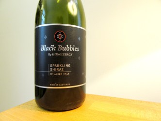 Shingleback, Black Bubbles Sparkling Shiraz, McLaren Vale, Australia, Wine Casual