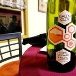 Galen Glen, Fossil Vineyard Riesling 2018, Vinology, Lehigh Valley, Pennsylvania, Wine Casual