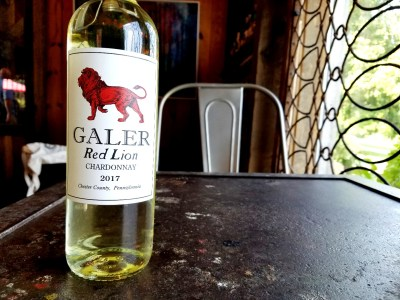 Galer Estate, Red Lion Chardonnay 2017, Chester County, Pennsylvania , Wine Casual