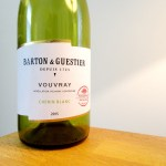 Barton & Guestier, Vouvray 2015, Loire, France, Wine Casual