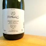 Nomalas, Pinot Grigio delle Venezie Extra Brut Millesimato 2017, Venezie, Italy, Wine Casual