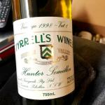 Tyrrell's, Winemaker's Selection, Vat 1 Semillon 1998, Hunter Valley, New South Wales, Australia, Wine Casual