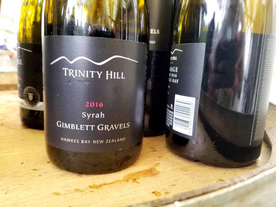 Trinity Hill, Syrah 2016, Gimblett Gravels, Hawkes Bay, New Zealand, Wine Casual