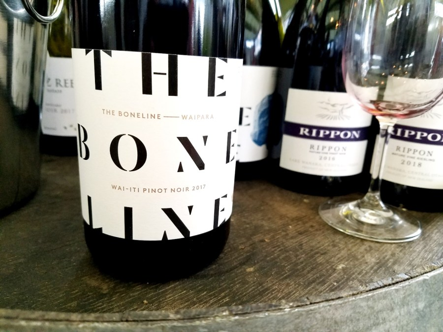 The Boneline, Wai-iti Pinot Noir 2017, Waipara, New Zealand, Wine Casual