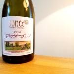 Sunce Winery & Vineyard, Petite Sirah 2016, Frog's Tooth Vineyard, Sierra Foothills, California, Wine Casual