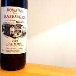 Domaine Des Bateliers, Cahors 2009, France, Wine Casual