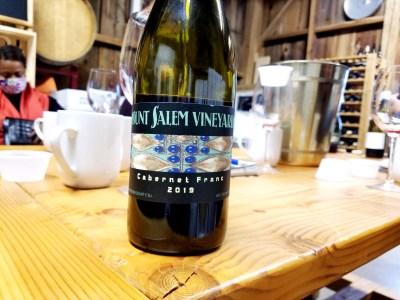 Mount Salem Vineyard, Cabernet Franc 2019, New Jersey, Wine Casual