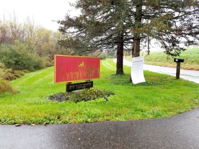 Unionville Vineyards produces vineyard-specific wines.  Wine Casual