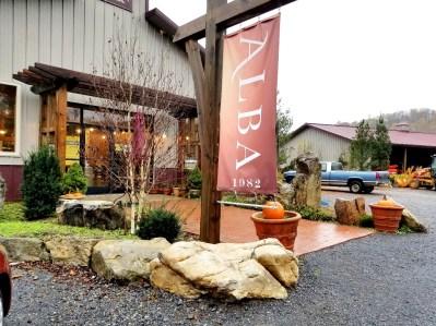 Alba Vineyard sits atop 93 acres of rolling hills in Warren County, New Jersey.  Wine Casual