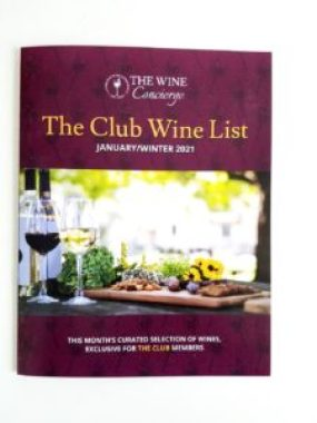 The Wine Concierge Club wine list of wines made by women and BIPOC winemakers and owners.  Wine Casual