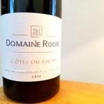 Domaine Roche, Côtes du Rhone 2017, Rhone, France, Wine Casual