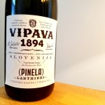 Vipava 1894, Pinela Lanthieri 2019, Slovenia, Wine Casual