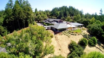 Gary Farrell Winery & Vineyard is located in Healdsburg, California.  Wine Casual
