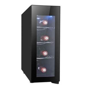 RCA RFRW041 wine cooler fridge beverage cooler (4 bottle)
