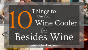 10 Things To Use Wine Cooler For Besides Wine