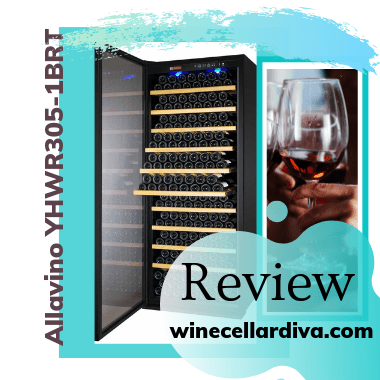 Allavino YHWR305-1BRT Wine Fridge